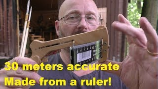 Toothpick Crossbows: Sillier than Fidget Spinners?