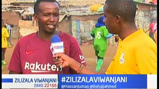Lengo la wausika katika Ligi ya Beyond Football | ZILIZALA VIWANJANI