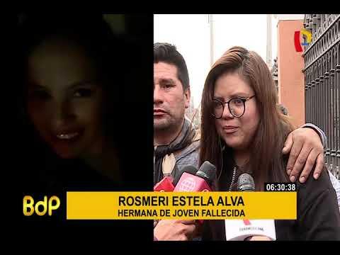 Aparecen las últimas imágenes de Marisol Estela con vida junto al presunto feminicida