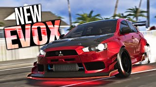 The Crew 2 - AWD SKIDS? NEW Mitsubishi Evo X DRIFT EDITION Customization!