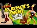 OST Neverhood - Klaymen Theme. Guitar Tabs (fingerstyle guitar cover)