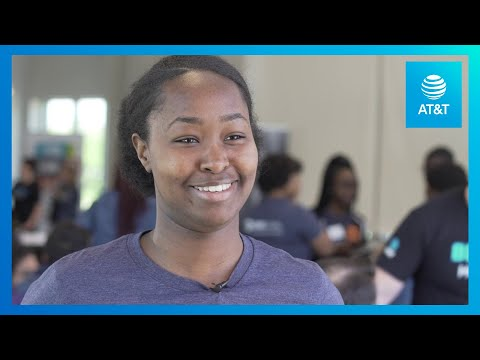 AT&T's Believe Houston Inspires a Future Generation-youtubevideotext