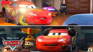 The Evolution of Lightning McQueen | Pixar Cars