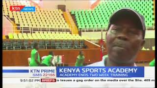 Kenya sports academy: Youngsters scouted by KPL clubs