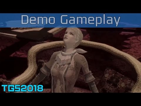 Gameplay Trailer  de Resonance of Fate 4K/ HD Edition