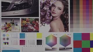 Wide format printer for Tucker, GA video clip