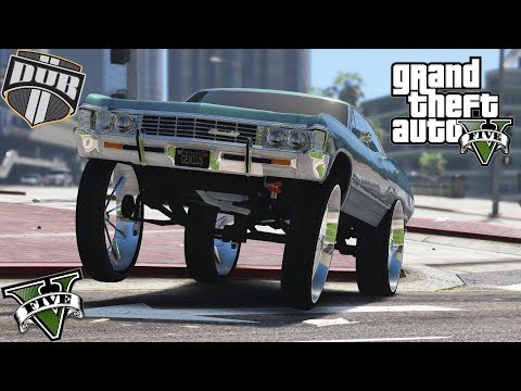 GTA 5 ShortFilms | Donks On DubWheels | Whips On 32inch Dubs | @Genius.of.GTA