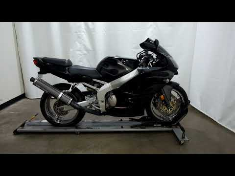 2000 Kawasaki Ninja ZX-6R in Eden Prairie, Minnesota - Video 1