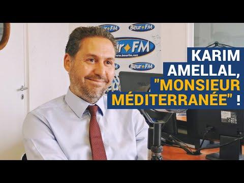 """[Les Grands Témoins] Karim Amellal, """"Monsieur Méditerranée"""" !"""