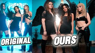 Don't Call Me Angel Celebrity Transformations (Ariana, Miley, Lana)