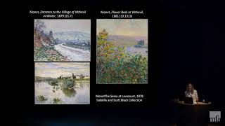 A New Look at Impressionism: Surface and Depth
