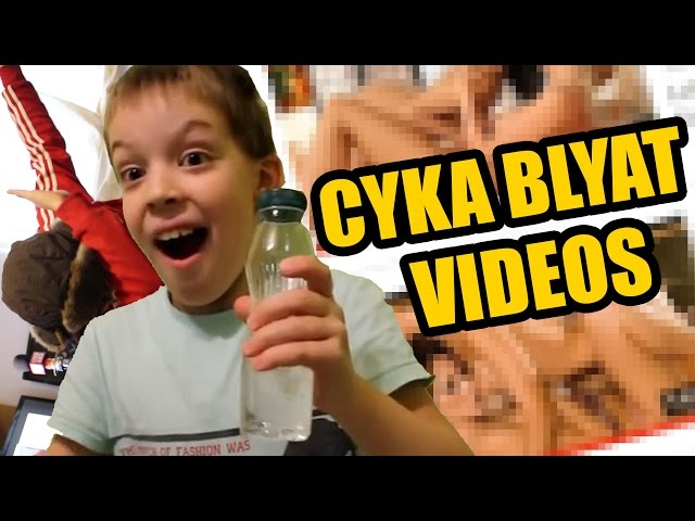 הגיית וידאו של cyka blyat בשנת אנגלית