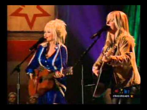 "Dolly Parton e Melissa Etheridge (en)cantam ""Jolene"""