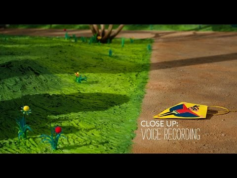 My Life as a Zucchini (Behind the Scenes 'Recording the Voices')