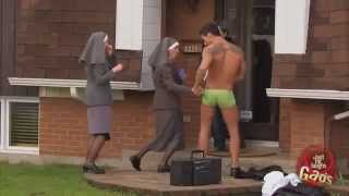 Just For Laughs Nuns And Stripper Classic Prank