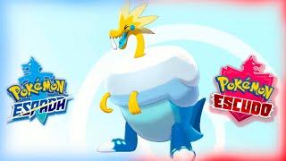 Arctozolt  - (Pokémon) - ASÍ ES MI POKÉMON: ARCTOZOLT ~ POKÉMON ESPADA Y ESCUDO ⚔️🛡️.