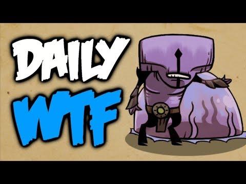 Dota 2 Daily WTF - Never ever Flex