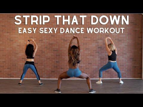 Strip That Down | Dance Workout Choreography | Liam Payne ft Quavo | Flirty Hip Hop