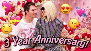 JEFFREE STAR AND NATHAN CELEBRATE THEIR 3 YEAR ANNIVERSARY!