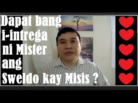 Dapat bang I-intrega ni Mister ang Sweldo kay Misis? - Simply Vegas, V#009