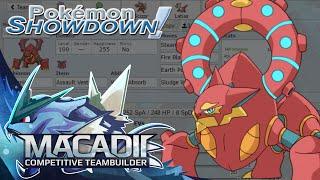 Volcanion Team Builder! - Pokemon Showdown OU Competitive Team Building w. macadii (Smogon ORAS OU)