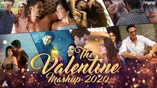 The Valentine's Mashup 2020 by DJ SNKY & PAWAN | 2020 Best Romantic Songs | Love Mashup