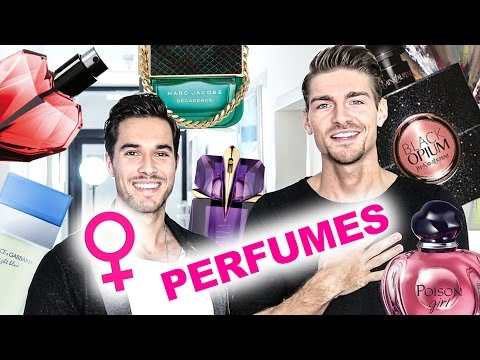 Top 10 Best Perfumes for Women 2016