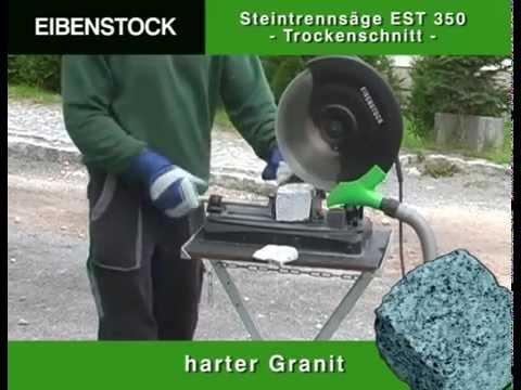 Eibenstock Steintrennsäge EST 350