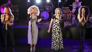 Neon Jungle, Neon Jungle cover 'Gotta Get Thru This' for #Kisstory