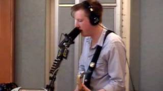 """Two Door Cinema Club performing """"Do You Want It All"""" on KCRW"""