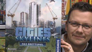 Besser als Solospiel? Cities Skylines von Kosmos - ab 10 Jahre