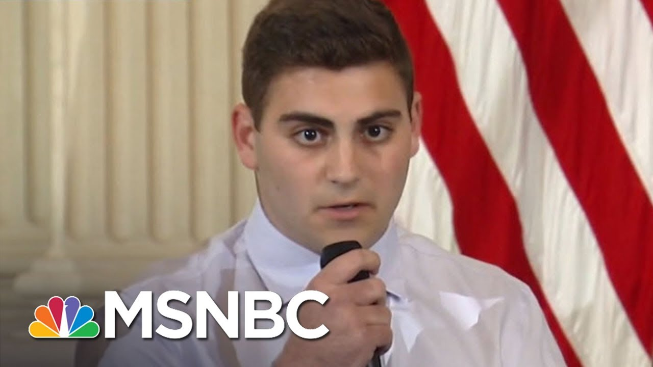 After Parkland, 'Leaders Will Emerge' In Gun Debate | MTP Daily | MSNBC thumbnail