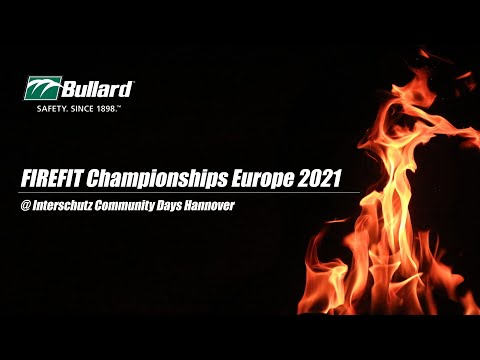 FireFit European Championships 2021 powered by Bullard