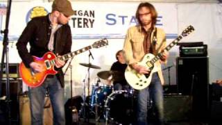 "Rattlesnake Shake - ""Black Magic Woman"" (Fleetwood Mac) - Winter Blast - Detroit, MI - Feb. 7, 2009"