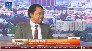 Shehu Sani Accuses Omo-Agege Of Inciting Nigerians Against Senate Pt.1 |Sunrise Daily|