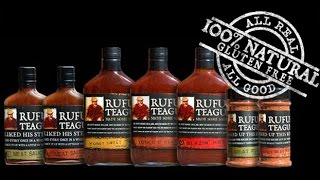 Rufus Teague BBQ Sauces And Rubs, Recipes From AG Restaurant And Chef Alex Garcia