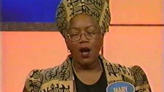 Family Feud Syndication 2002