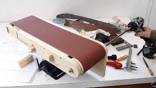 6x48 Belt Sander Build
