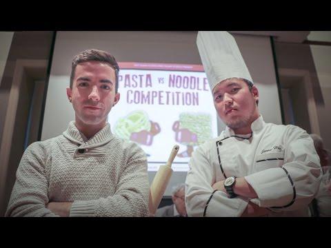 Pasta vs. Noodle Competition 2016