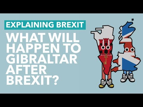 Brexit und Gibraltar