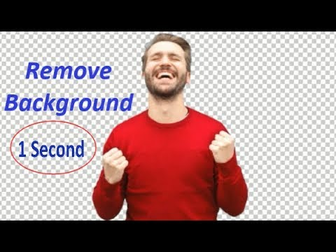 Remove Background Of Any Picture || How to Remove Background || Photoshop