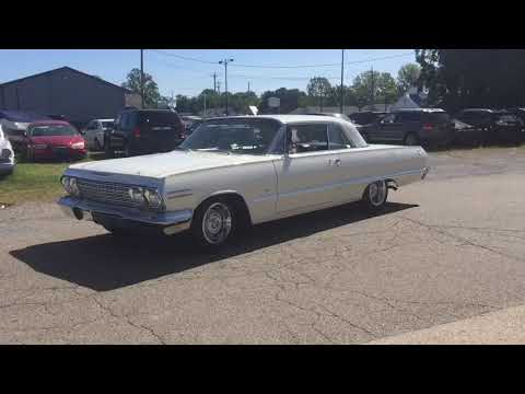 1963 Chevrolet Impala SS (CC-1392281) for sale in MILFORD, Ohio
