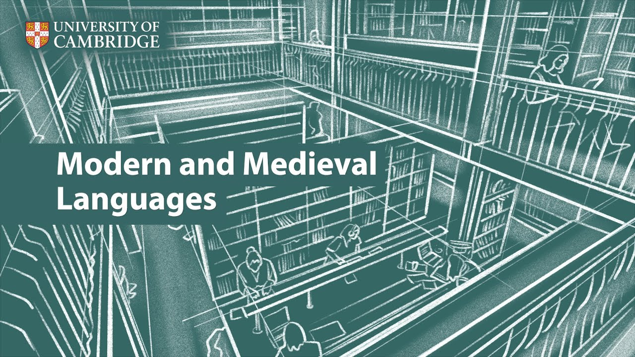 Modern and Medieval Languages at Cambridge