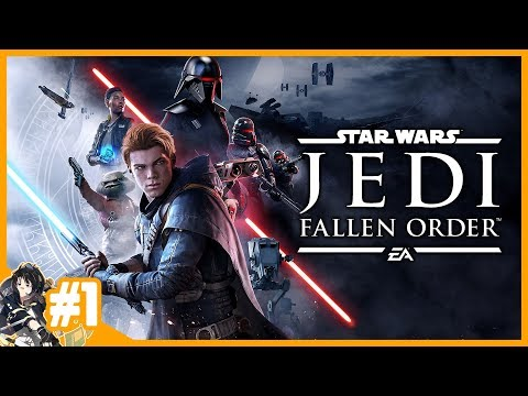 Star Wars Jedi Fallen Order - Game play #01