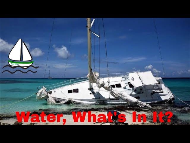 Survive On A Deserted Island, Water, What's In It? Patrick Childress Sailing p1#16(Fixing Sailboats)