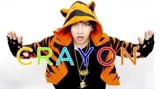 G-DRAGON - CRAYON (Chad Future English Remix)