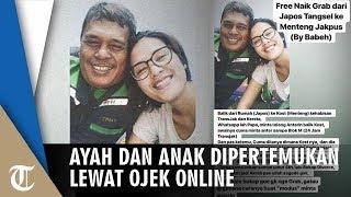 Viral Kisah Haru Anak dan Ayah Dipertemukan Berkat Ojek Online setelah Terpisah 20 Tahun