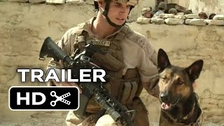 Max Official Trailer 1 2015  War Dog Drama HD