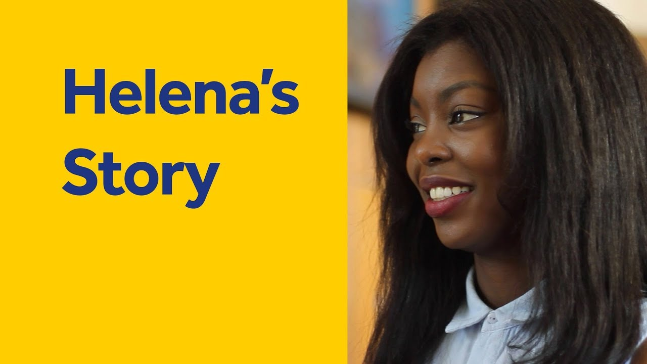 Helena's Entrepreneurship Journey
