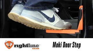 In the Garage™ with Total Truck Centers™: Rightline Gear Moki Door Step